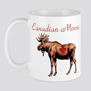 Canadian Moose Mug
